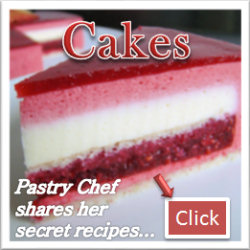 learn to bake delicious cakes